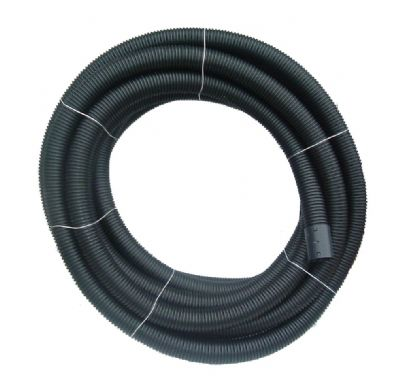 60mm Land Drainage Pipe 50m (Black)