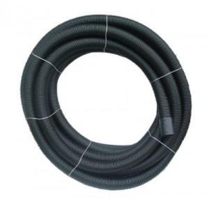 60mm Land Drainage Pipe 50m (Black)